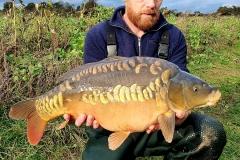 Quintons Orchard Fish Farm Carp